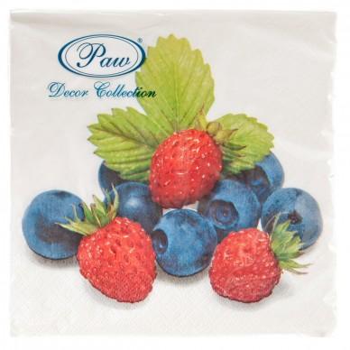 Serwetka papierowa Leśne owoce Paw SDL872000