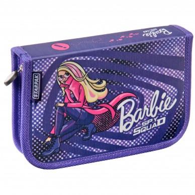 Piórnik Barbie Tajne Agentki bez wyposażenia Starpak