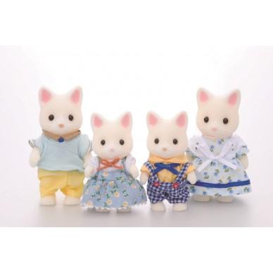 Rodzina Jedwabistych Kotów 3143 Sylvanian Families