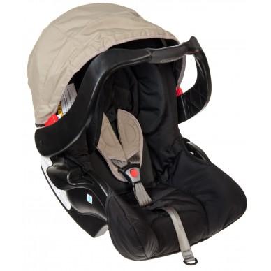 Fotelik samochodowy Graco Junior Baby 8E299SSDU/1818677 kolor: sand + adapter