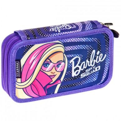 Piórnik z wyposażeniem Barbie Tajne Agentki Starpak