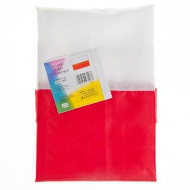 Flaga Polski 50 x 80 cm