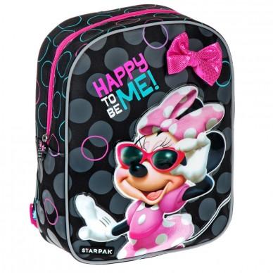 Plecak szkolno-wycieczkowy Myszka Minnie Starpak