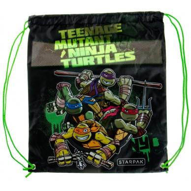 Worek szkolny Wojownicze Żółwie Ninja Starpak
