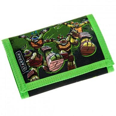 Portfel Wojownicze Żółwie Ninja Starpak