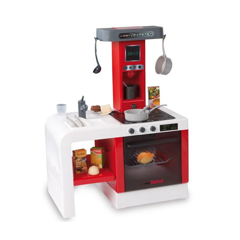 Kuchnia Cheftronic Mini Tefal 24114 Smoby  5749535029   -> Kuchnia Weglowa Mini