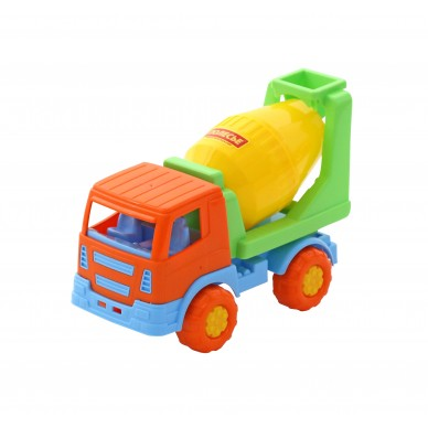 Samochód betoniarka Wader 8953 mix