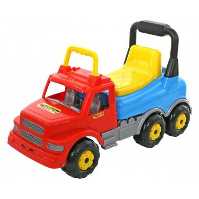 Jeździk ciężarówka Wader 43801