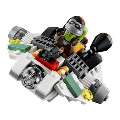 Klocki Lego Star Wars Tie Advanced Prototype 75128