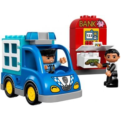 Klocki Lego Duplo Patrol policyjny 10809