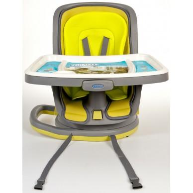 Krzesełko do karmienia Graco Swivi booster 1943818 Lime