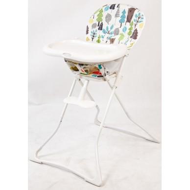 Krzesełko do karmienia Graco Tea Time 1953169 Bear Trail