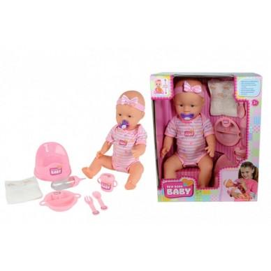 Lalka bobas New Born Baby 105039005 Simba
