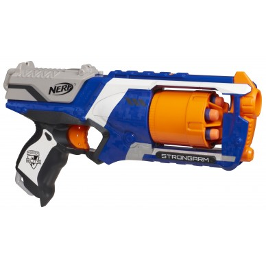 Wyrzutnia Nerf Elite Nstrike Strongarm 36033