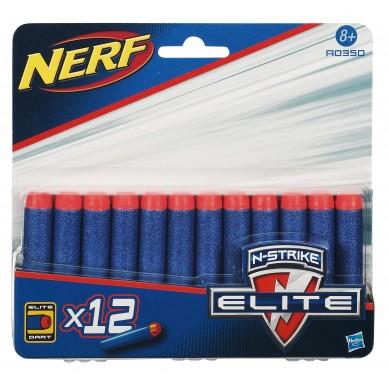 Zestaw 12 strzałek Nerf Elite N-strike A0350