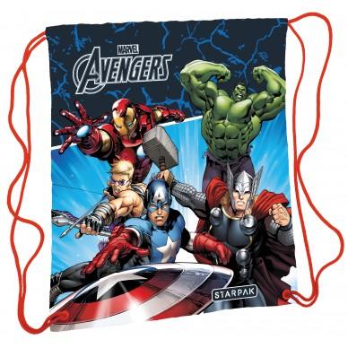Worek szkolny na ramię Avengers AVG 00 16 Starpak