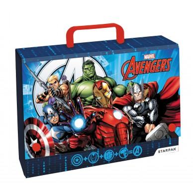 Teczka z rączką Avengers TECZAVG RZ Starpak