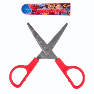 Nożyczki szkolne Transformers NOZ TRS Starpak