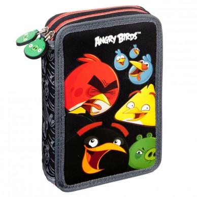 Piórnik z wyposażeniem Angry Birds Derform PWDAB10