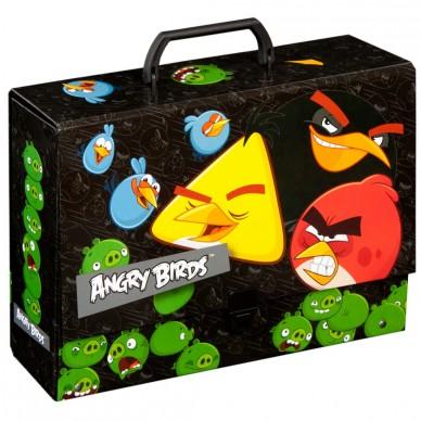 Teczka z rączką Angry Birds Derform TRGAB