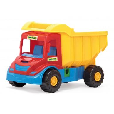 Auto ciężarowe wywrotka Multi Truck 38 cm Wader 32151