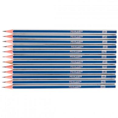 Ołówek HB 12 szt Prima Art