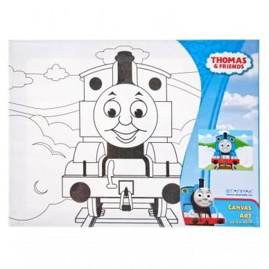 Podobrazie do malowania Thomas & Friends