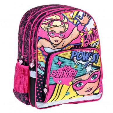 Plecak szkolny Barbie Power BBP 14 15 Starpak