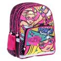 Plecak szkolny Barbie Power Starpak