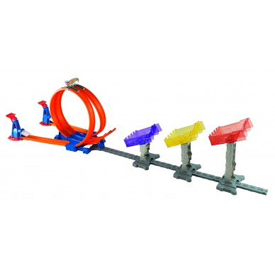 Rekordowy wyścig Hot Wheels DJC05 Mattel