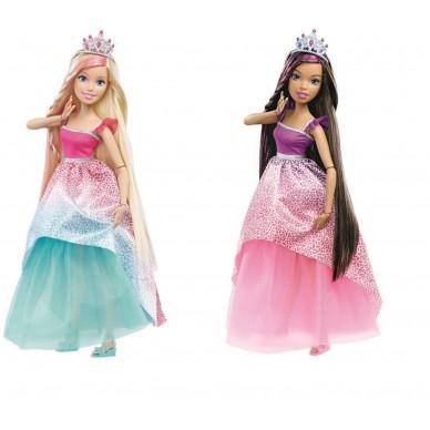 Barbie długowłosa 43 cm DRJ31 Mattel