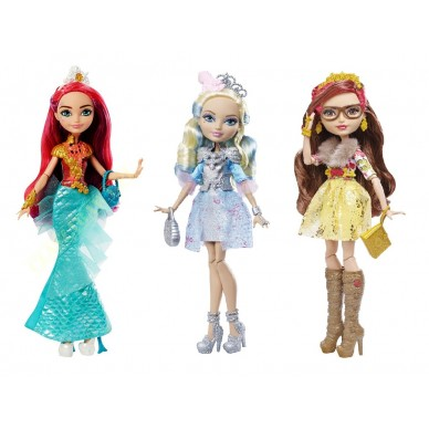 Lalka Ever After High Royalsi Rebelsi DRM05