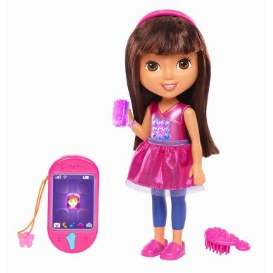 Mówiąca Dora i smartfonik Fisher Price DXB81