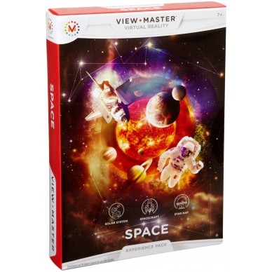 Rozszerzenie View-Master: Kosmos DLL70