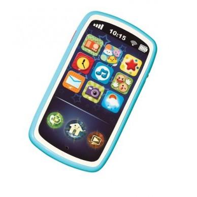 Smartfon Smily z funkcją nagrywania 0740