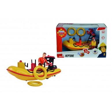 Strażak Sam motorówka Neptun z figurką Simba