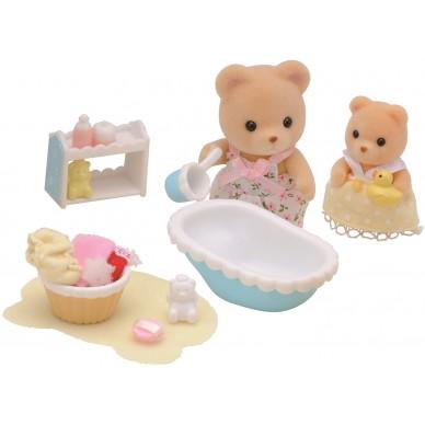 Zestaw kąpiel dziecka 2228 Sylvanian Families