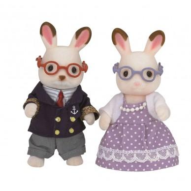Dziadkowie królików z czekoladowymi uszami 5190 Sylvanian Families