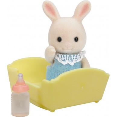 Figurka z akcesoriami dziecko biszkoptowych królików 3418 Sylvanian Families