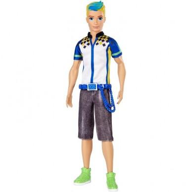 Lalka Ken z filmu Barbie w świecie gier DTW09