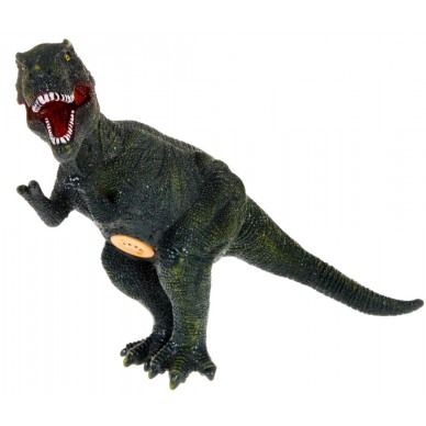 Gumowy Dinozaur z dźwiękiem 030-B/C/G Mega Creative