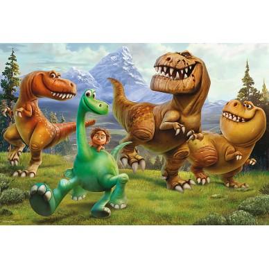 Puzzle Dobry Dinozaur - Wspólna Wędrówka 16282 Trefl