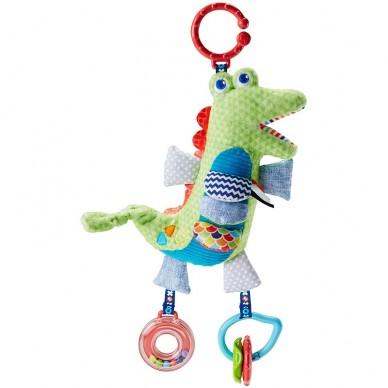Zabawka aktywizująca Krokodylek DYF89 Fisher Price