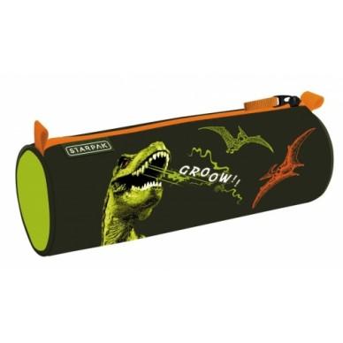 Piórnik tuba Dinozaur Starpak DIN-16