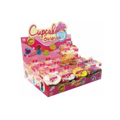 Pachnąca Babeczka z niespodzianką Cupcake CUP1089 TM Toys