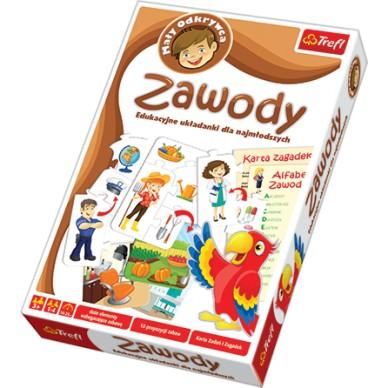 -GRA ZAWODY TREFL 01126 PUD