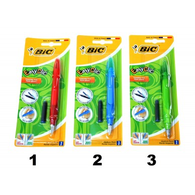 Pióro wieczne BIC Easy Click Standard