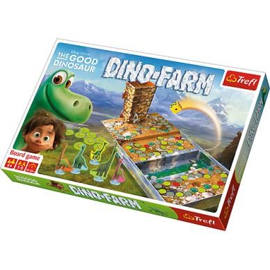 Gra Dino Farm Dobry Dinozaur 01343 Trefl
