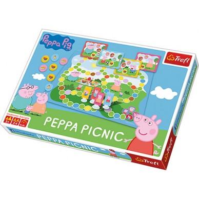 Gra Świnka Peppa Piknik 01276 Trefl