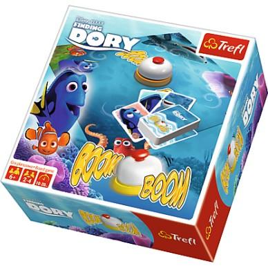 Gra Boom Boom Gdzie jest Dory 01415 Trefl
